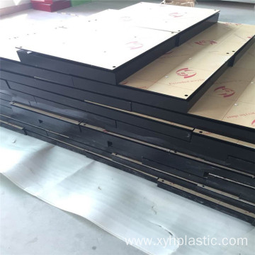 High quality acrylic plate cut to size sale