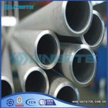 High reputation for Welded Pipes Stainless steel seamless pipes supply to Ghana Factory