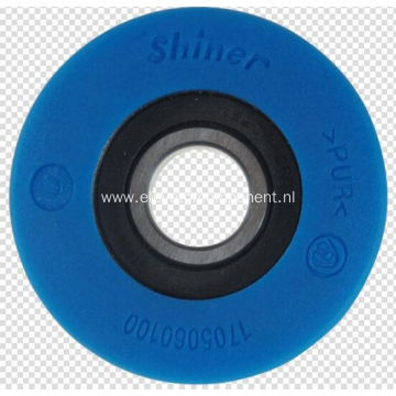 Step Roller for ThyssenKrupp Escalators 75*24 6204