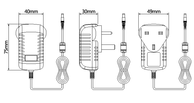 Uk Ac Dc Adapter