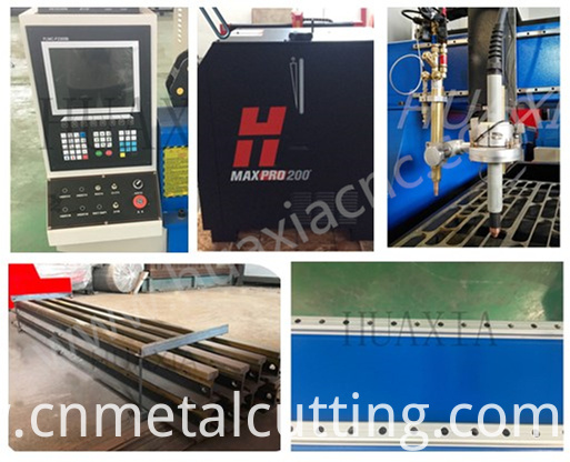 plasma cutting machine uses