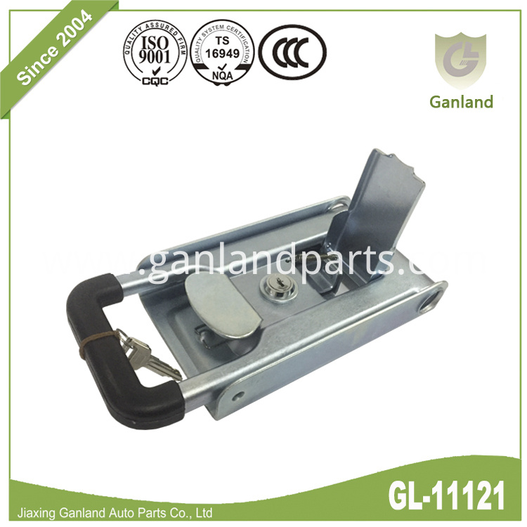 Hidden Sliding Rear Door Lock GL-11121