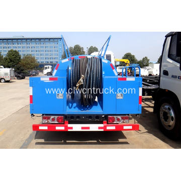 2019 New JMC 5000litres High Pressure Washer Truck