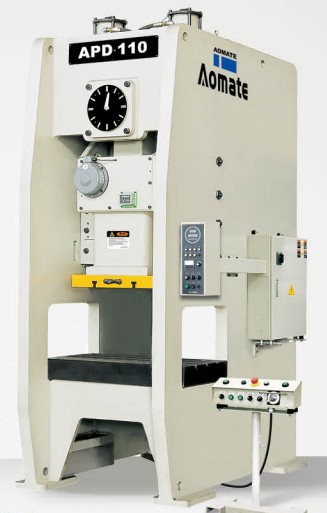 APD SERIES SEMI-CLOSED PRECISION PRESS MACHINE