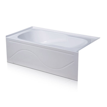 60 Inch Best Deep Alcove Soaking Tub