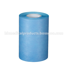 Blue PE Laminated  absorbant nonwoven