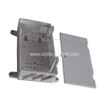 Factory Cheap price for Fiber Optic Junction Box 3 ports Wall Mounted Optic Socket supply to Cayman Islands Manufacturer
