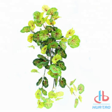 Customized Green PE Artificial Leaves