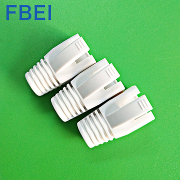 RJ45 connector boots for EZ connector