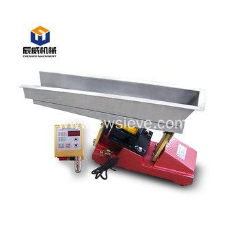 mini scale gzv electromagnetic vibrating feeder