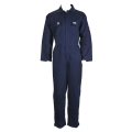 Basic Dark Blue Flame Retardant Coverall
