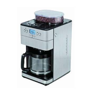 fully automatic drip coffee maker grinder