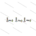 I-M3 Full Thread Button Head Stainless Steel Screws