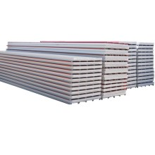 high quality eps sandwich panel for floor rockwool