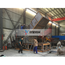 Metal Briquette Breaker crusher machine Recycling Equipment
