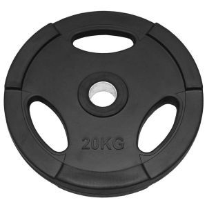 20KG Rubber Coated Weight Plate