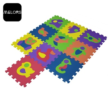 Foam Animal Baby Soft Puzzle Mat For Playroom