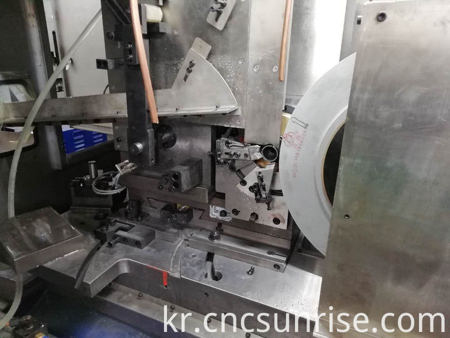 Conical Bearing Ring Machine
