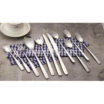 304 Stainless Steel Tableware Spoon Fork Knife