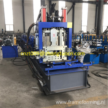 automatic CZ purline roll forming machine CZ purline machine CZ purline making machine