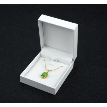 Hot Selling Simple Design Leather Jewelry Gift Box