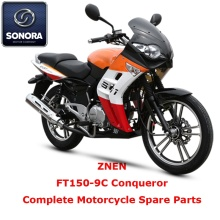 Reliable for Znen Scooter CDI ZNEN FT150-9C Conqueror Complete Motorcycle Spare Part supply to United States Supplier