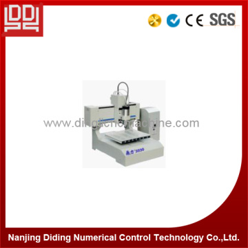 Good Quality for Mini Advertising Engraving Machine Mini Desktop Cnc Router DL-3030 /Wood Engraving Machine export to Tonga Importers
