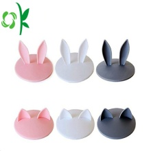 Silicone Universal Coffee Cover Cup Lid Mug Covers