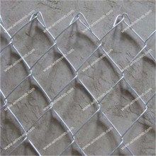 Corrosion resistant steel Chain Link Fence