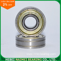 Double Grooved Bearing for Plastic Injection