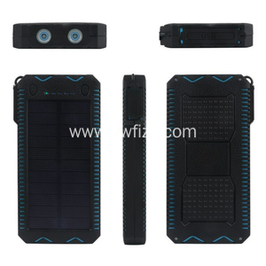 Bring A Cigarette Lighter Solar Power Charger