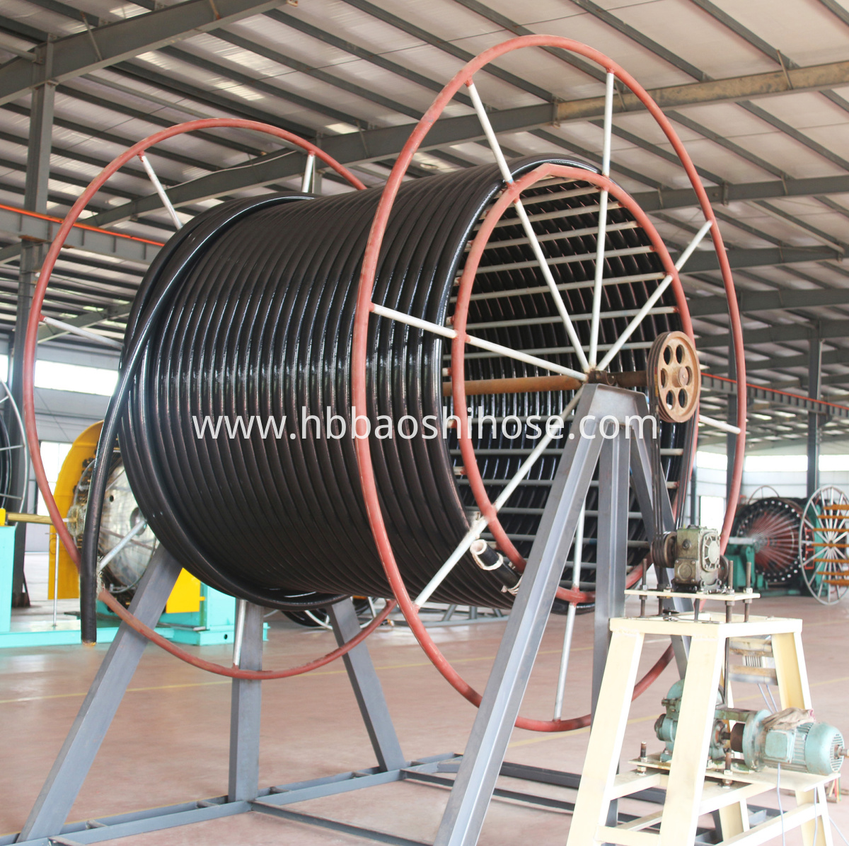 Flexible Composite Offshore Transmision Tube