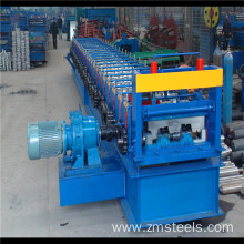 Floor steel sheet roll forming machine