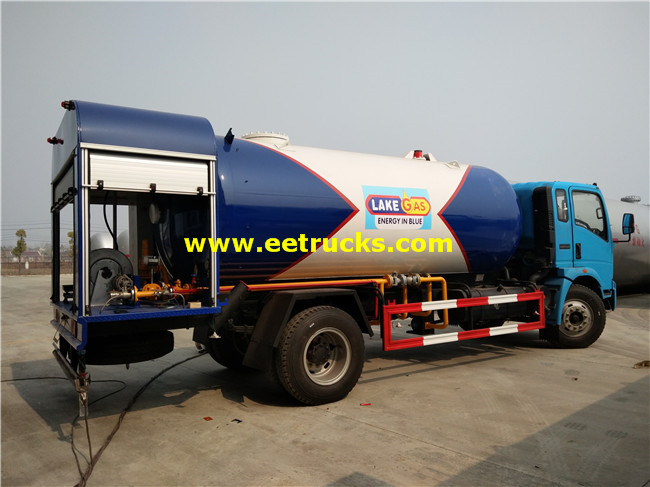LPG Dispensing Trucks