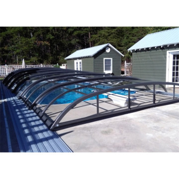 Enclosures Roof Enclosure Polycarbonate Swimming Pool Cover