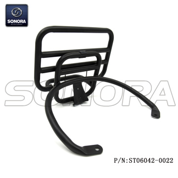 Vespa GTS carrier -Matt black(P/N:ST06042-0022 ) top quality