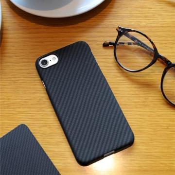 Ikhamera ye-iPhone7 Plus ye-Carbon Fiber