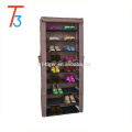 Non- woven fabric Dust-proof shoe storage organizer modern shoe cabinet