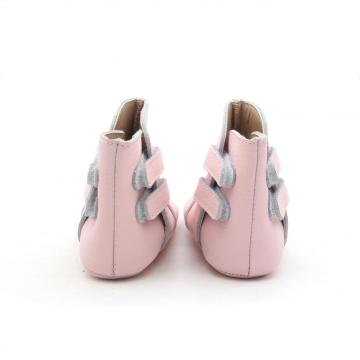 2018 Baby Girl Boots Leather Kids Shoes