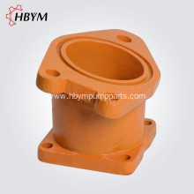 Schwing Concrete Pump Spare Parts No.0 Casting Elbow