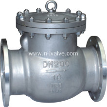 China for Pressure Seal Check Valve Stainless Steel Swing Check Valve supply to Gabon Suppliers