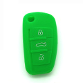 Silicone car key shell for audi