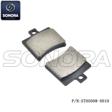 BAOTIAN Spare Part BT49QT-20cC4 FRONT BRAKE PAD (P/N: ST05008-0010) Top Quality