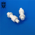 machinery insulating alumina ceramic welding pin step shaft