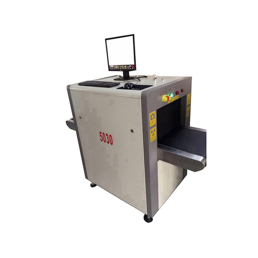 airport baggage scanning equipment