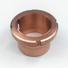CNC machining copper parts
