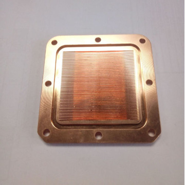 Skiving Fin Copper Heat Sink