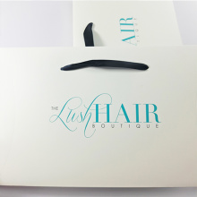 Hair extension packaging box with satin wig pillow box