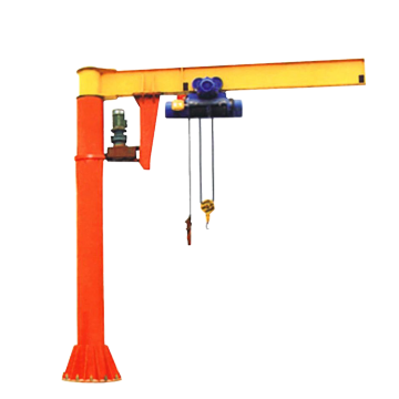 5Ton Floor Mounted Slewing Arm Jib Crane