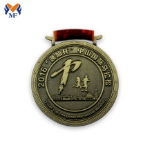 Best price of metal bronze medallion color